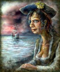 Deutschland, Buccaneer, Pirat, Fantasie