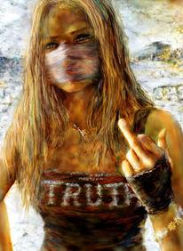 Gegenwartskunst, Hyperreal, Wahrheit, Surreal
