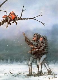 Nemo, Deutschland, Illustration, Zeitgenössisch