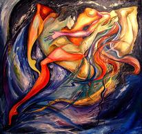 Abstrakt, Modern, Liebe, Meditation