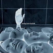 Fotografie, Kraftwerk, Maske, Surreal