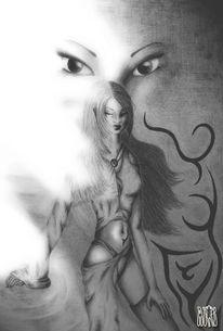 Nordisch, Mythologie, Traum, Figural