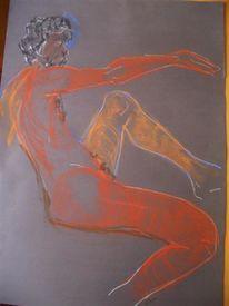 Mann, Zeichnung, Akt, Zeichnungen