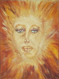 Surreal, Malerei, Durchblick