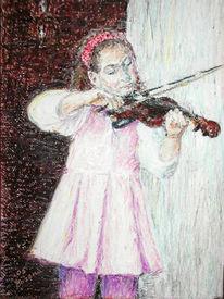 Ölmalerei, Pastellmalerei, Kreide, Zeichnung