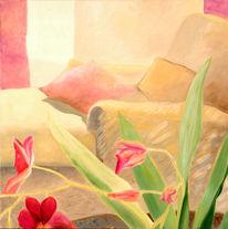 Malerei, Deco, Stillleben