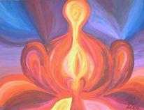 Frauenkunst, Colorgetics, Malerei,