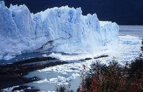 Gletscher, Eis, Fotografie, Reiseimpressionen