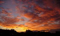 Wolken, Fotografie, Himmel, Nacht