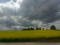 Landschaft, Fotografie, Gewitter