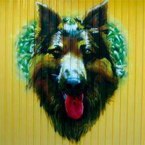 Design, Graffitiauftrag, Graffiti, Wandgestaltung