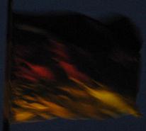 Deutsch, Fotografie, Flagge, Deutschland