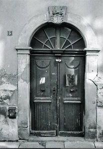 Fotografie, Tür, Alt