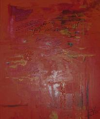 Erotik, Gedicht, Rot, Abstrakt