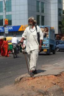 Fotografie, Indien, Menschen, Mann