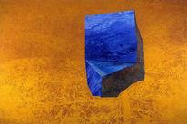 Meteorit, Malerei