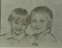 Malerei, Geschwister