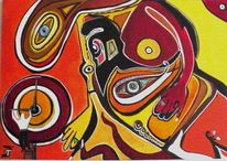 Surreal, Souzana, Malerei,