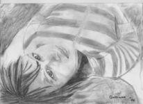 Zeichnung, Skizze, Zeichnungen, Studie