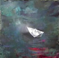 Surreal, Malerei, Frei, Gedanken