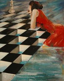 Surreal, Malerei, Unendlich