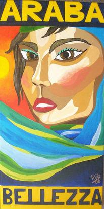 Malerei, Figural, Schönheit
