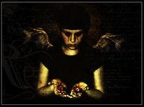 Augen, Surreal, Tod, Digital