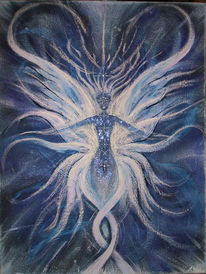 Malerei, Engel,