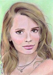 Zeichnung, Preciosura, Portrait, Zeichnungen