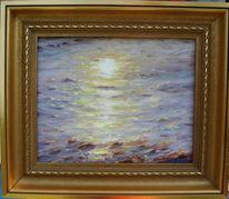 Welle, Marinemalere, See, Marinemalerei