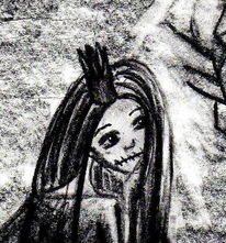 Zeichnung, Skizze, Menschheit, Schweigen