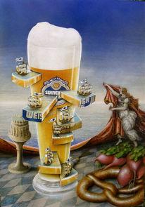 Schneider, Reklame, Befreiungshalle kelheim, Dalí