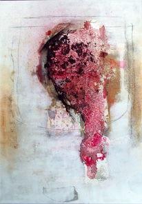 Ölmalerei, Beize, Pigemente, Sumpfkalk