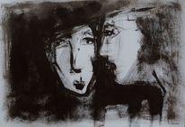 Malerei, Gestalt, Nehmen