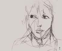 Gesicht, Skizze, Gerücht, Zeichnungen