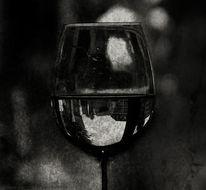 Stille, Zeit, Haus, Glashaus