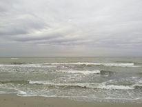 Abschied, Nachdenklich, Meer, Grün