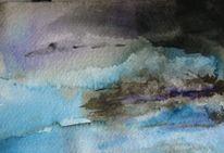 Skizze, Aquarellmalerei, Nass, Aquarell
