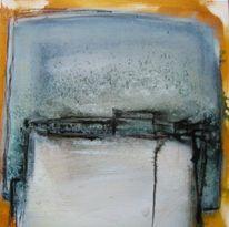 Abstrakt, Mischtechnik, Malerei