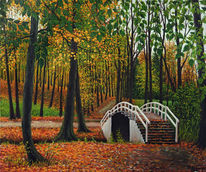 Herbst, Feld, Landschaft, Wald