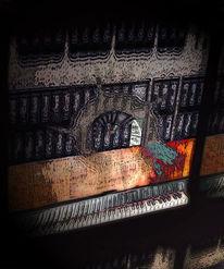 Abstrakt, Schlüssel, Musik, Tastatur