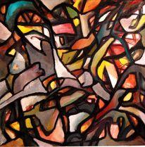 Licht, Abstrakter expressionismus, Gras, Lounge