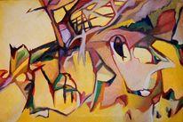 Disponibil, Expressionismus, Malerei,