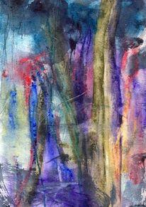 Landschaft, Surreal, Abstrakt, Figural