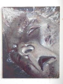 Tod, Ausdruck, Stille, Malerei