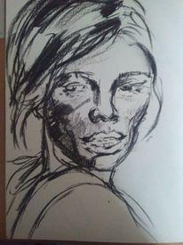 Zeichnungen, Frau