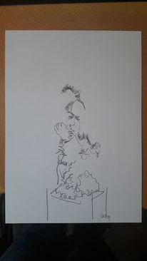 Rand, Zeichnungen,