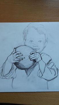 Kind, Haltung, Ignoranz, Zeichnungen