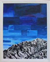 Zeitgenössische kunst, Malen, Deutsch, Moderne kunst