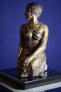 Büste, 3d, Interesse, Skulptur statue